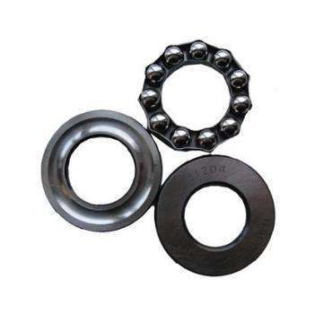 0 Inch | 0 Millimeter x 4.331 Inch | 110.007 Millimeter x 0.741 Inch | 18.821 Millimeter  XU160405 Cross Roller Slewing Ring Bearing For Industrial Positioner