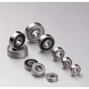 RKS.121400101002 Crossed Roller Slewing Bearings(589*378*75mm) With External Gear Teeth For Textile Machine