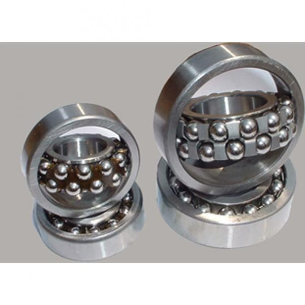 Crossed Roller Slewing Bearing With External Gear RKS.427020101001 #2 image