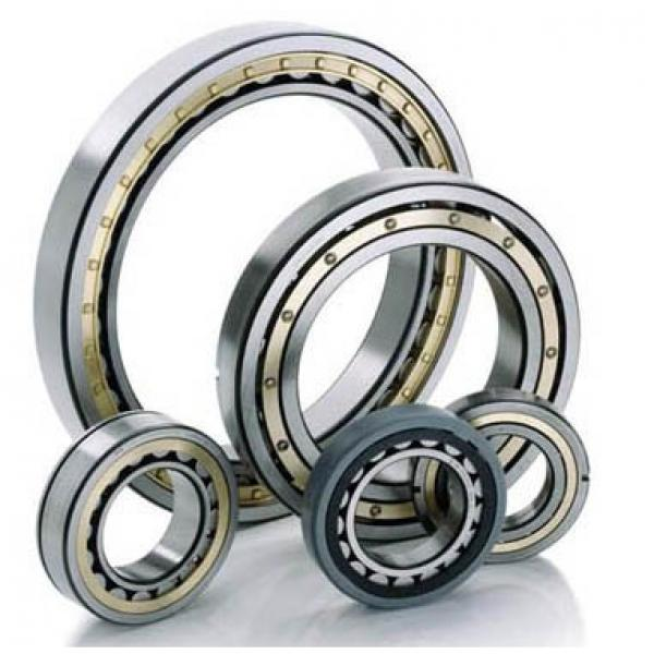 9E-1Z12-0215-0694 Crossed Roller Slewing Bearing With External Gear 140/300/36mm #1 image